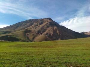 کوه احمد لیوه