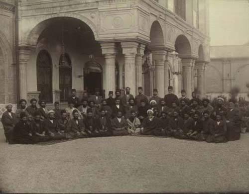 نمایندگان مجلس اول مشروطیت -1906