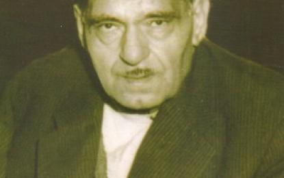 داراب افسر مشهورترین شاعر گویشی