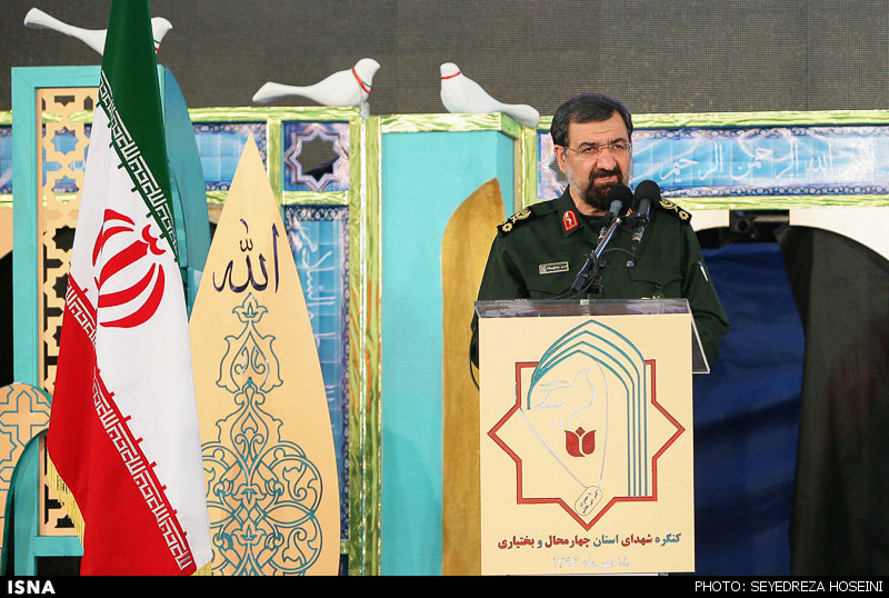 محسن رضایی، سردار بزرگ ایرانزمین