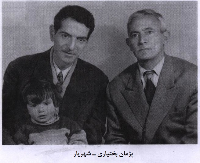 غوغای آذربایجان/ شعر پژمان بختیاری