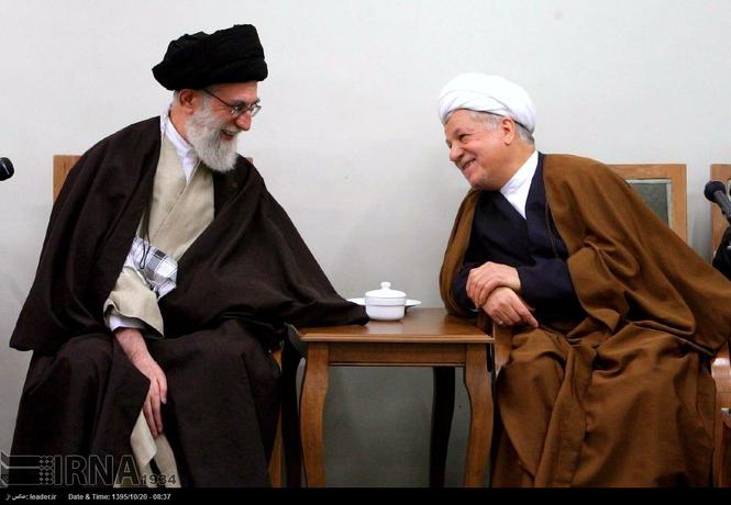 انتخاب رئیس مجمع تشخیص مصلحت