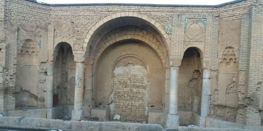 قلعه سردار اسعد اول درحال نابودی